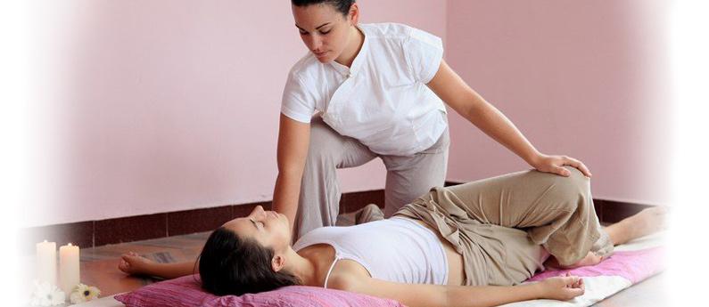 Thai Massage Observation Class
