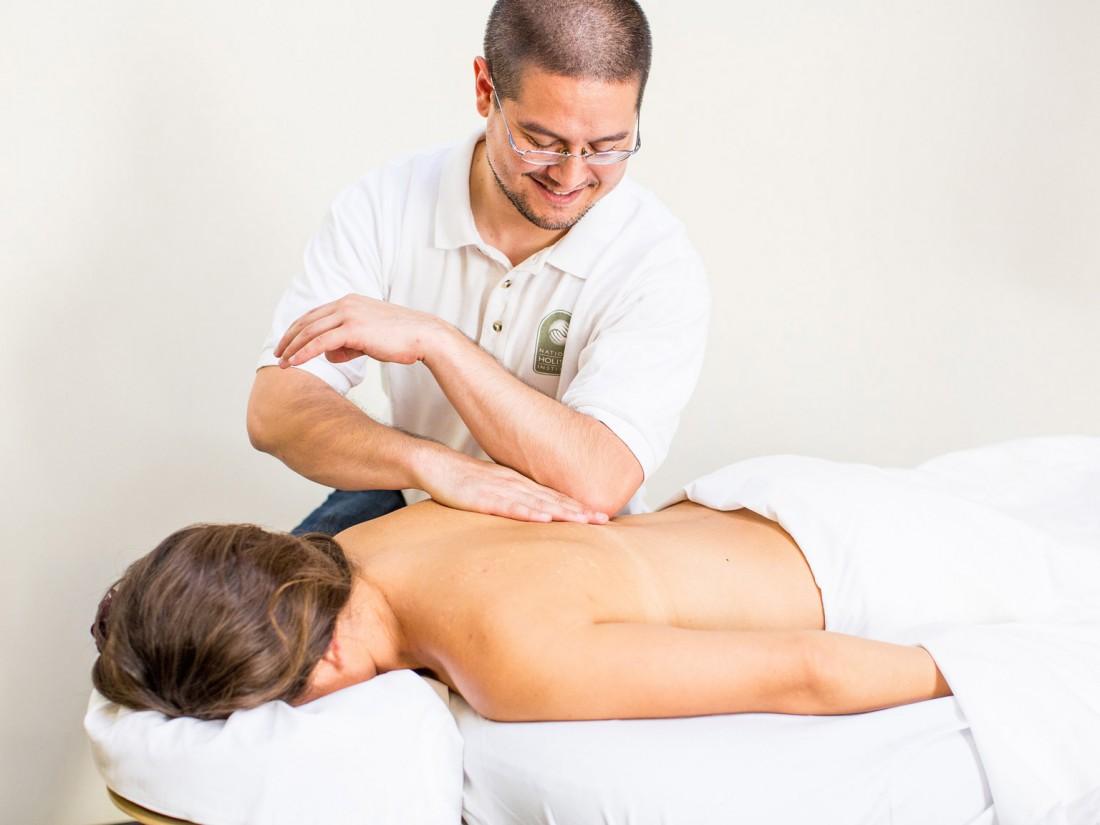 Обучение массажу в осколе